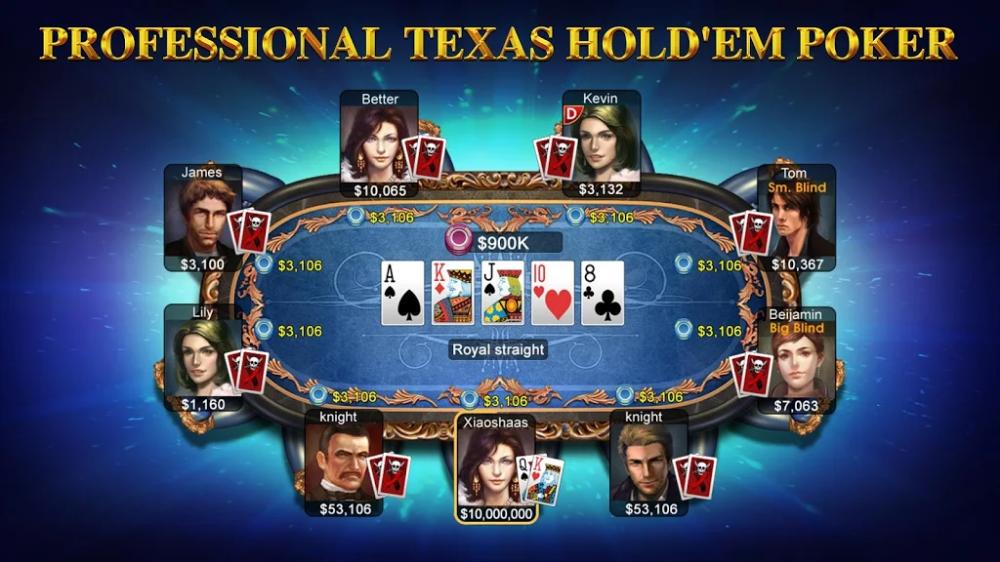 Adjarabet poker