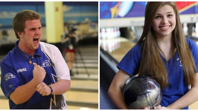 Circle Christian and Apopka win state #bowling titles. From @orlandosentinel