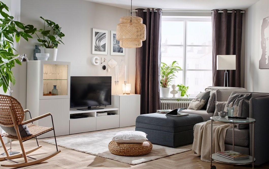 Ikea furniture | Living rooms design nel 2019 | Arredamento ...