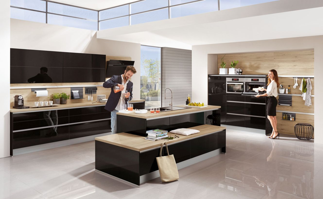 Kitchen Designers Miami Stunning Nobilia Minőségi Németországban Gyártott Konyhabútorok Széles Inspiration