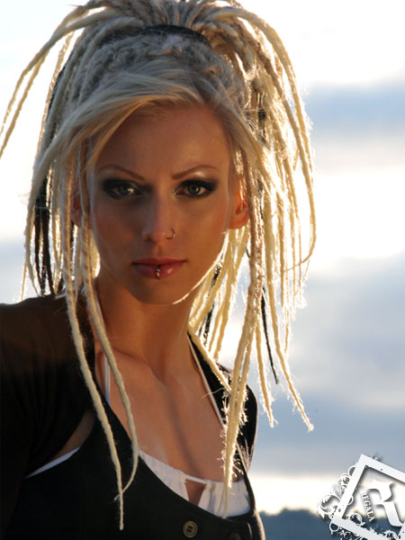 Hairstyles For Brides With Dreadlocks LONG HAIRSTYLES