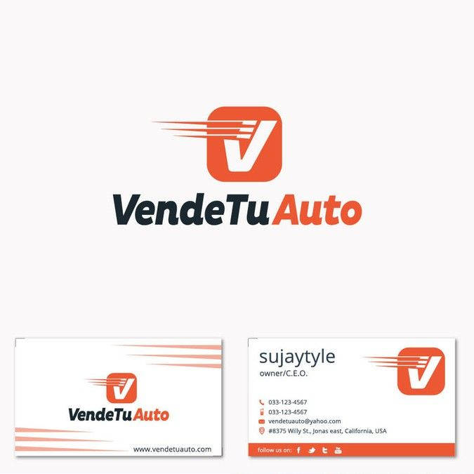 Used cars company in mexico that requires creativity by seventy17 used cars company in mexico that requires creativity by seventy17 consulting logobusiness card reheart Image collections