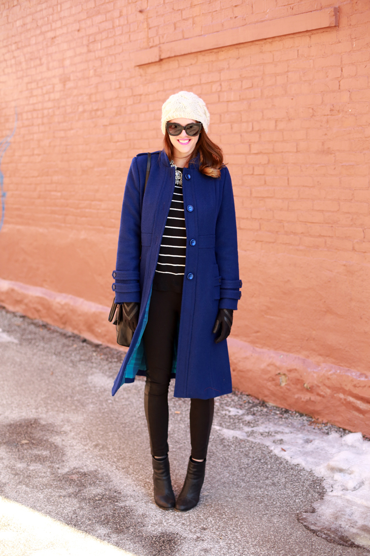 What I Wore | Blue Christmas, Jessica Quirk, Simplicity 2057, whatiwore.tumblr.com, #fashionblogger