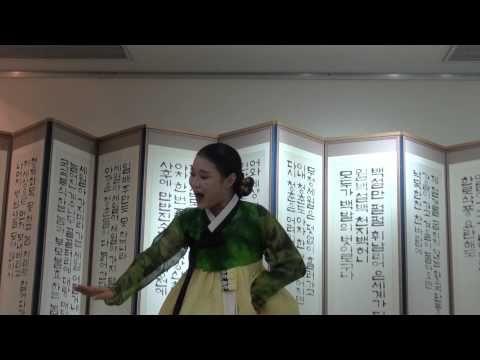 ▶ 뉴델리 아리랑 김경상 사진전 (2014.12) - YouTube