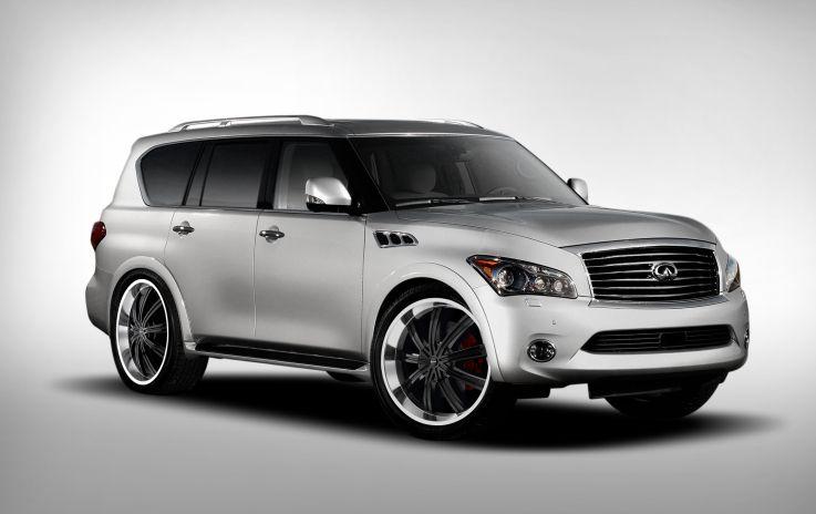 Infiniti Qx56 Family Vehicle Vehicles I Want Like