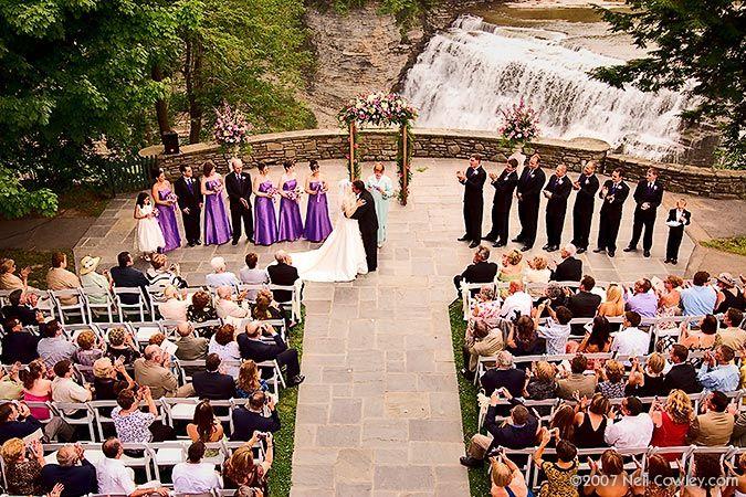 weddings in virginia state parks | Letchworth State Park, Glen ...