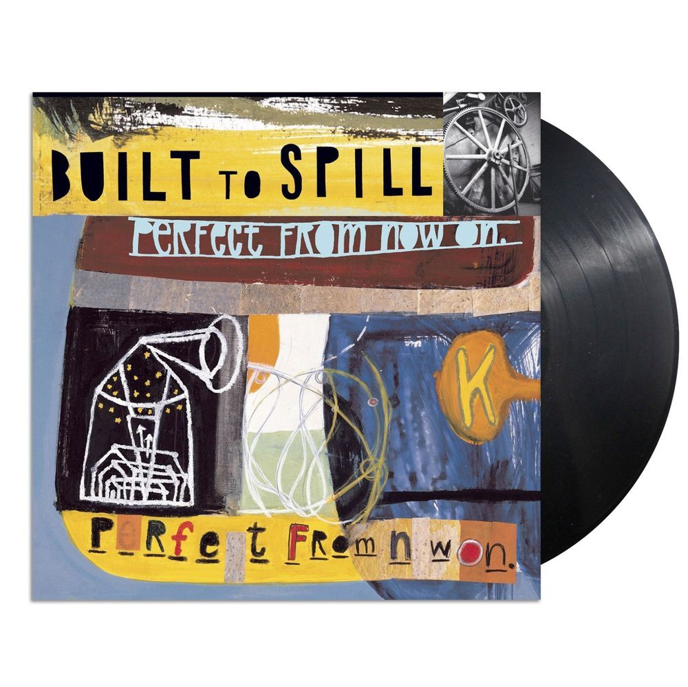 Built To Spill Perfect From Now On Vinyl 2xlp Sealed New Alternativeindie Built To Spill Vinyl Ebay