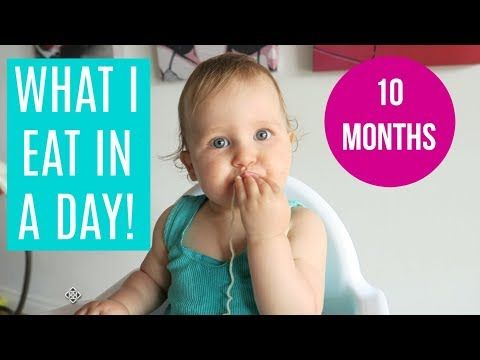 what babies can eat at 10 months