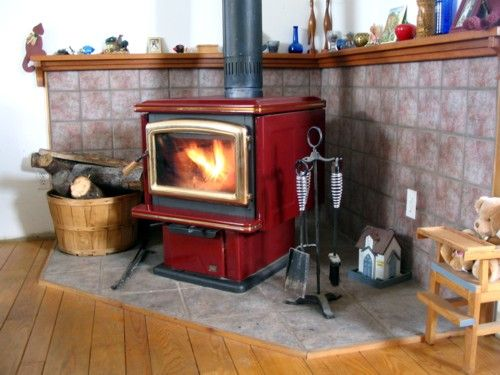 How Do I Protect The Wood Stove When I Replace The Tile