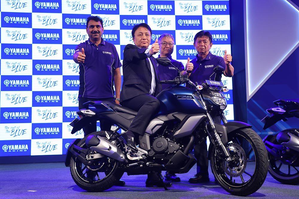 Yamaha Management Jit In 2019 Yamaha Fz Yamaha Abs