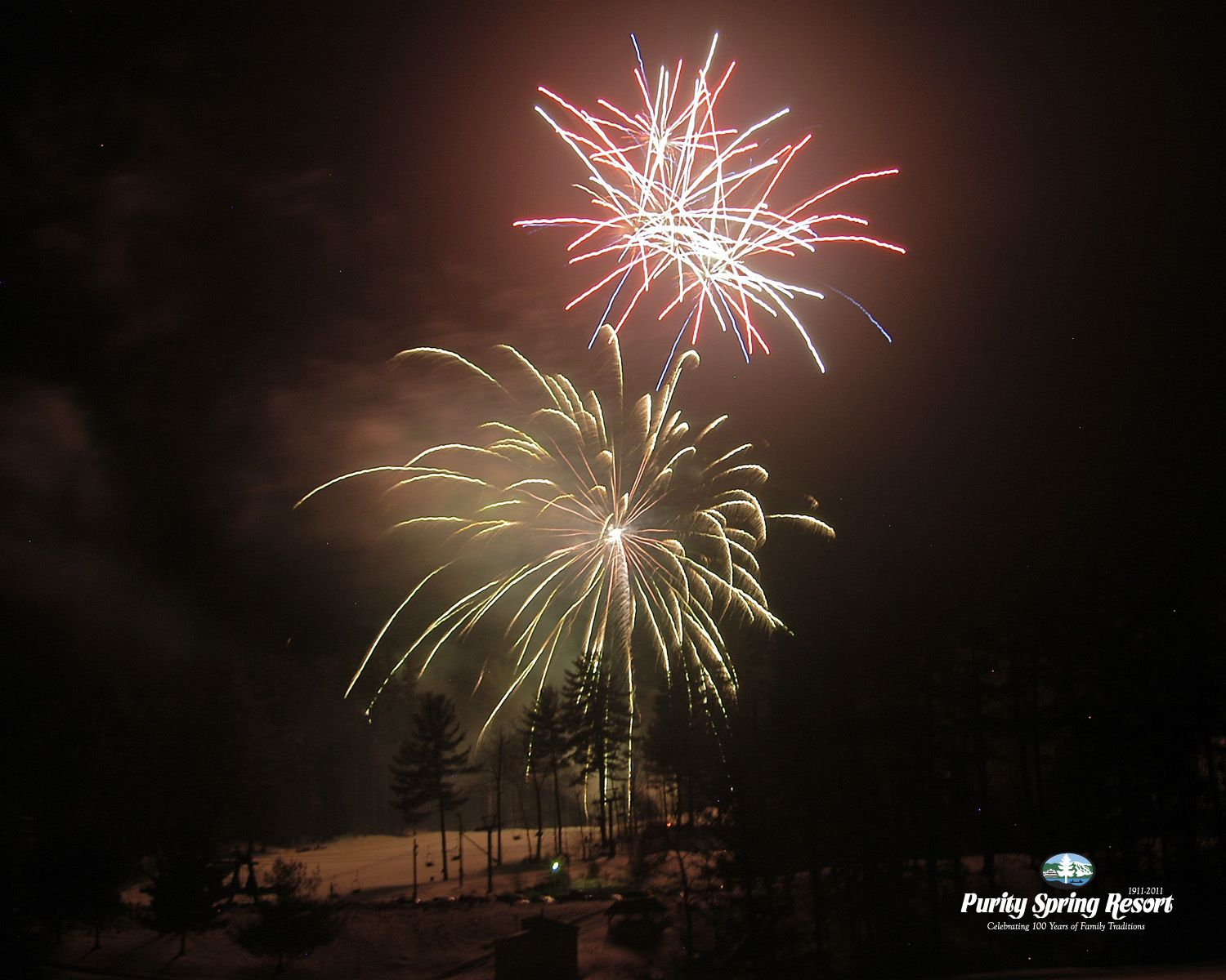 New Year's Eve at Purity Spring Resort offers everything ...