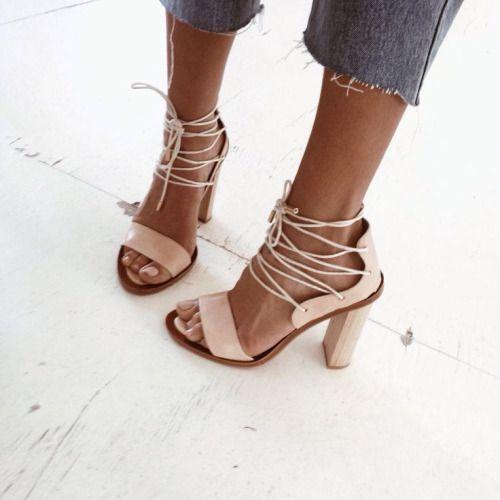 MININA - Zapatillas - nude CLASSIC TOGGLE WATERPROOF - Botas para la nieve - black CIARA - Zapatos altos - blue bAIiPycONK