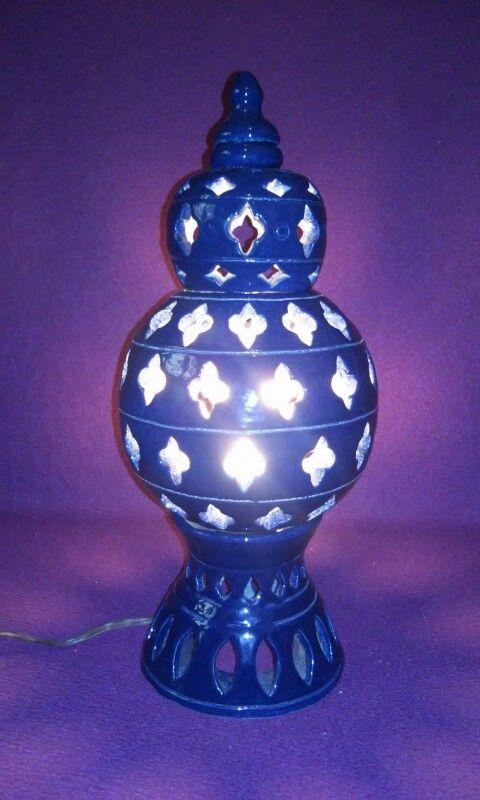 Luminaria ceràmica