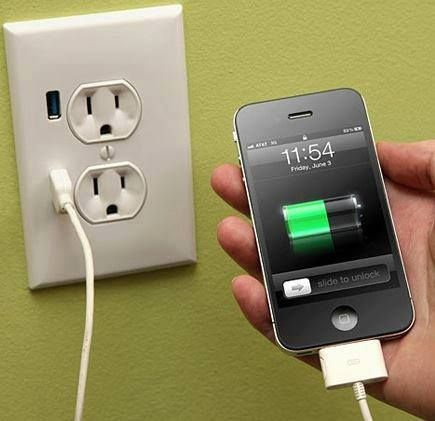Electrical Plugs Modern And Creative Outlets Switches