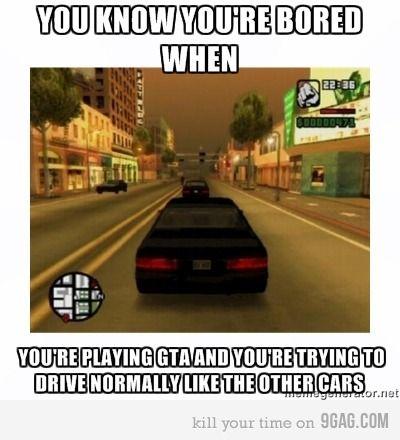 It S True Funny Gaming Memes Video Game Memes Gta Funny