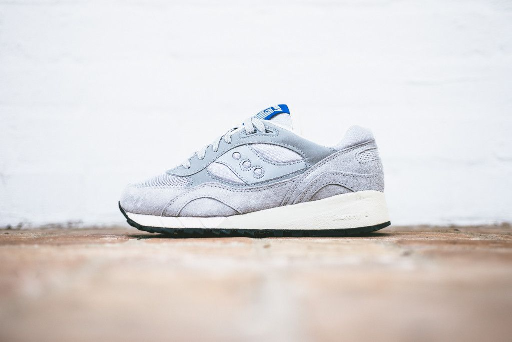 best authentic e1acf cb477 Saucony Shadow 6000 'Grey Pack' | Sole Collector | Shoes ...