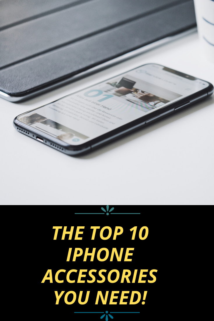 huge discount e32e3 7155a 10 Cool iPhone Accessories To Buy Now in 2019 | Inspired By iPhone ...