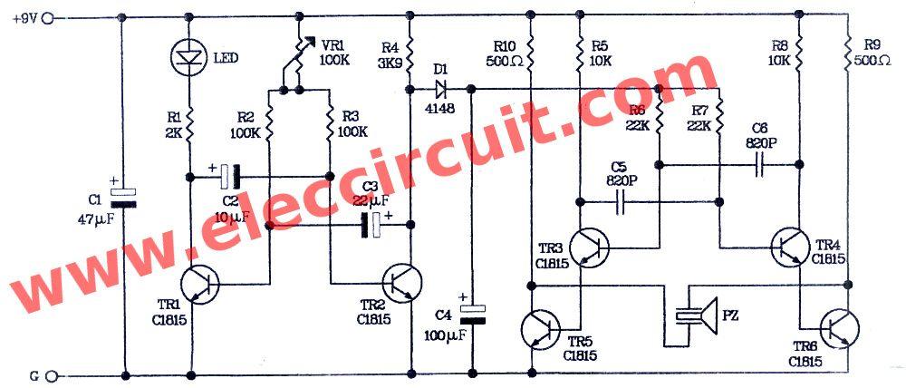 Image Result For Mosquito Repellent Circuit Diagram Pdf Circuit
