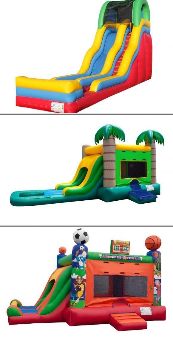 Make A Fun And Exciting Event By Hiring Bouncing Around