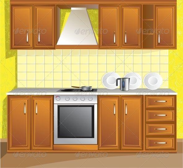 Light Kitchen Kitchen Clipart Kitchen Lighting Kitchen Room
