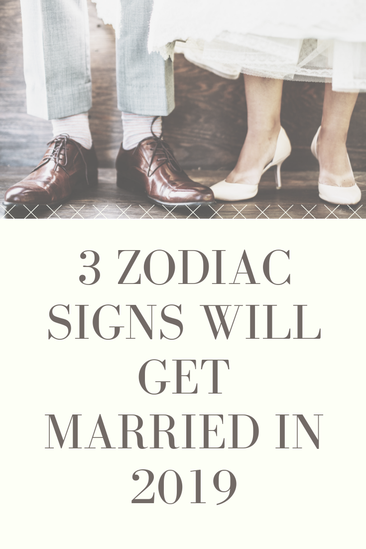 Marriage Horoscope: These 3 Zodiac Signs Will Get Married In 2019