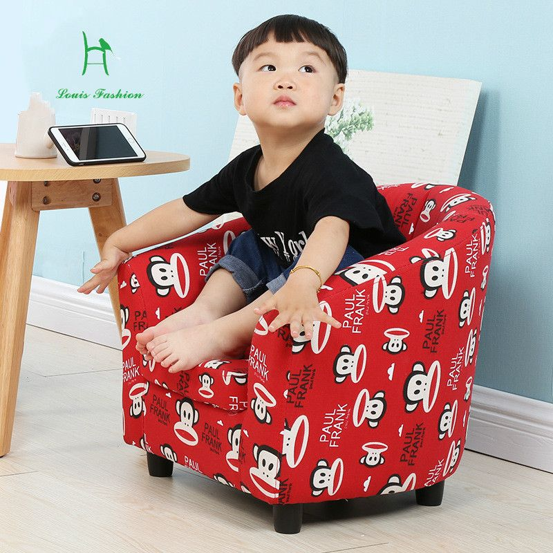 Childrenu0027s Small Sofa Mini Baby Cute Cartoon Kindergarten Sofa Single Child  Sofa Chair