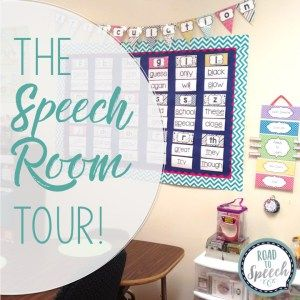 Are you looking for ways to organize your speech space for Cool ways to organize your room