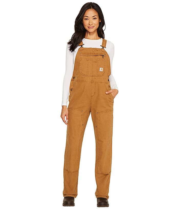 Carhartt Crawford Double Front Bib Overalls in 2020
