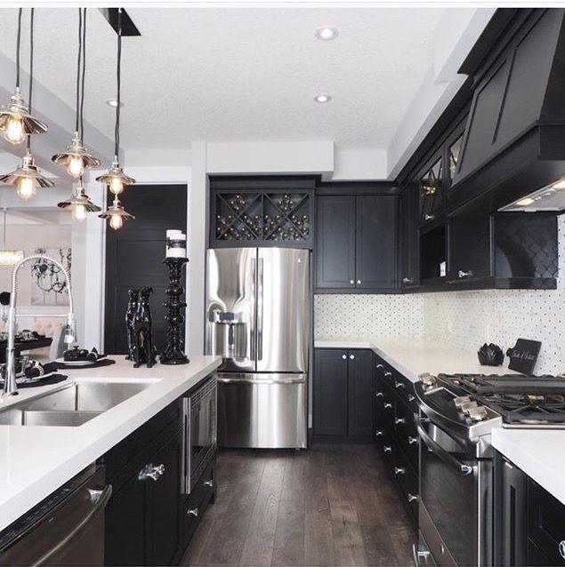 Pin von Dolly Urbina auf Home | Pinterest | Haus küchen, Küche und Möbel