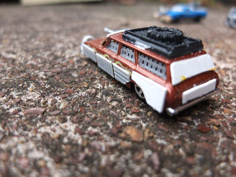 Post Apocalypse project with Hotwheels and Outrider updated 16/5/15 - Page1
