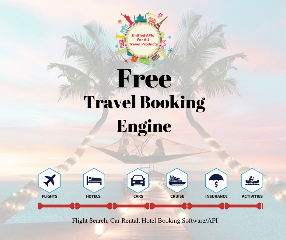 Free Travel Booking API | Hotel Booking API | Free Car