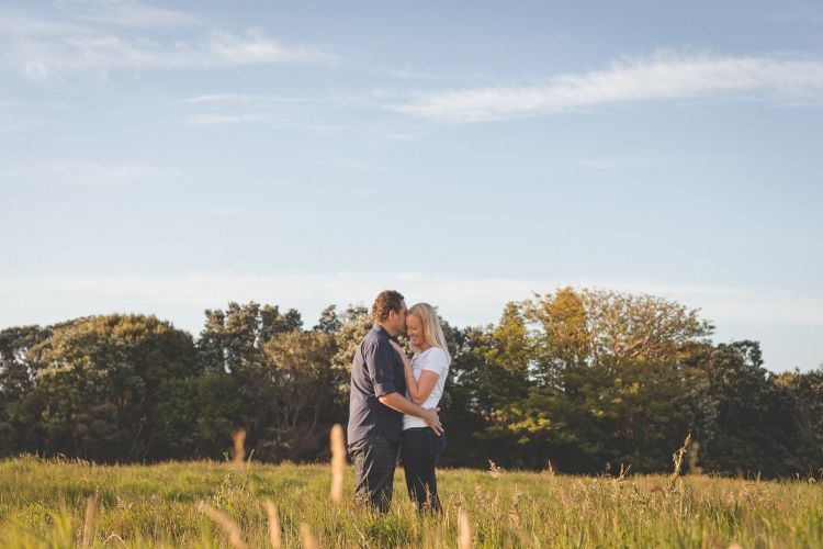 Ben & Claire | Early morning romance | Engagement shoot