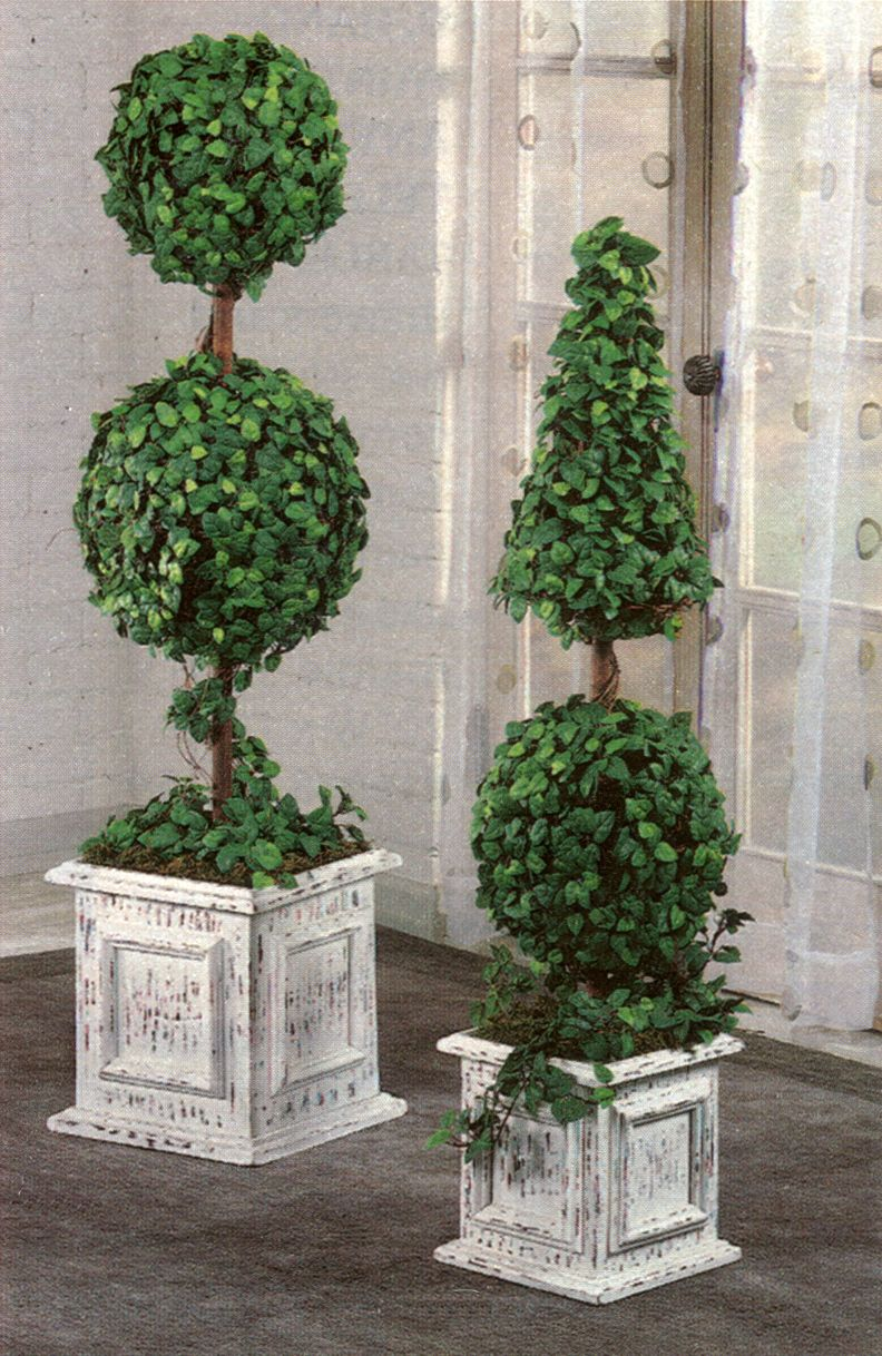 Pin By Melissa Wessel On Porches Topiary Decor Porch Topiary Outdoor Topiary