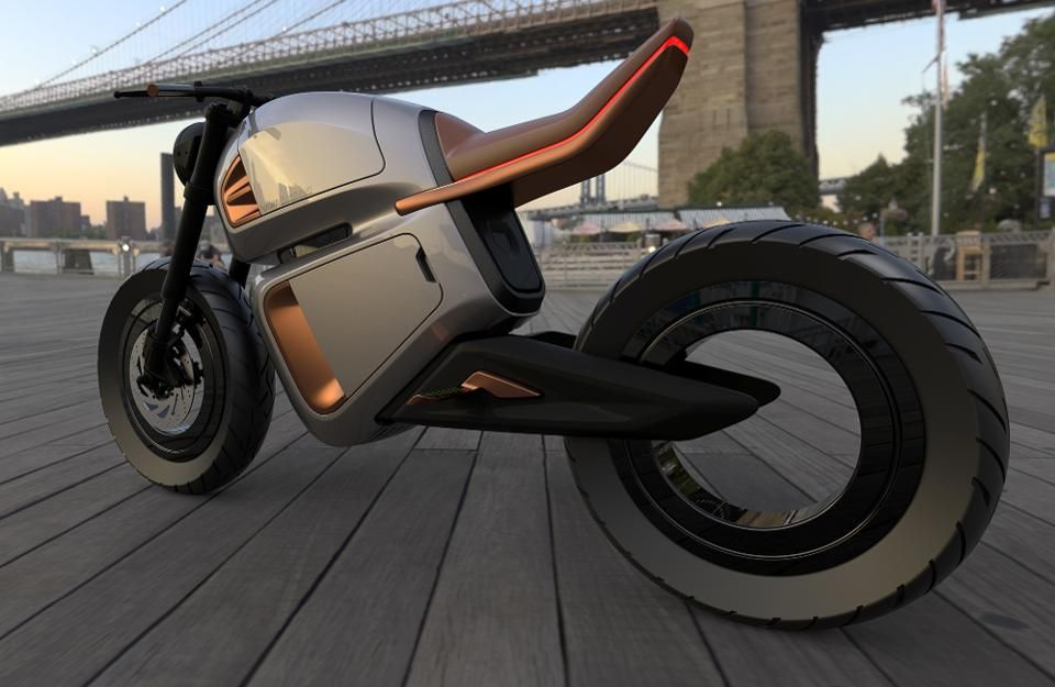 NAWA's Radical Electric Motorcycle Highlights The Potential Of Supercapacitors In EVs