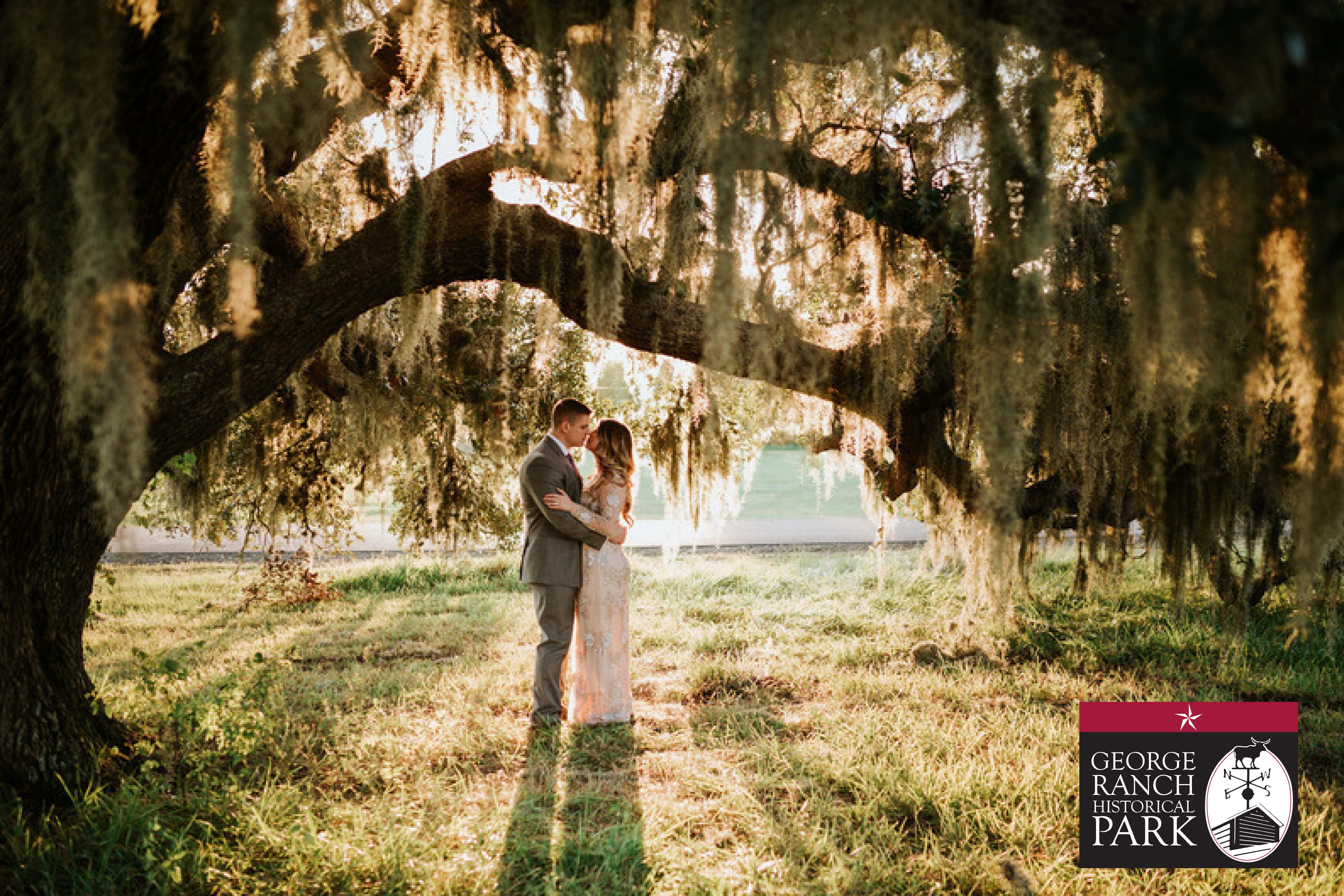 Weddings At George Ranch Historical Park