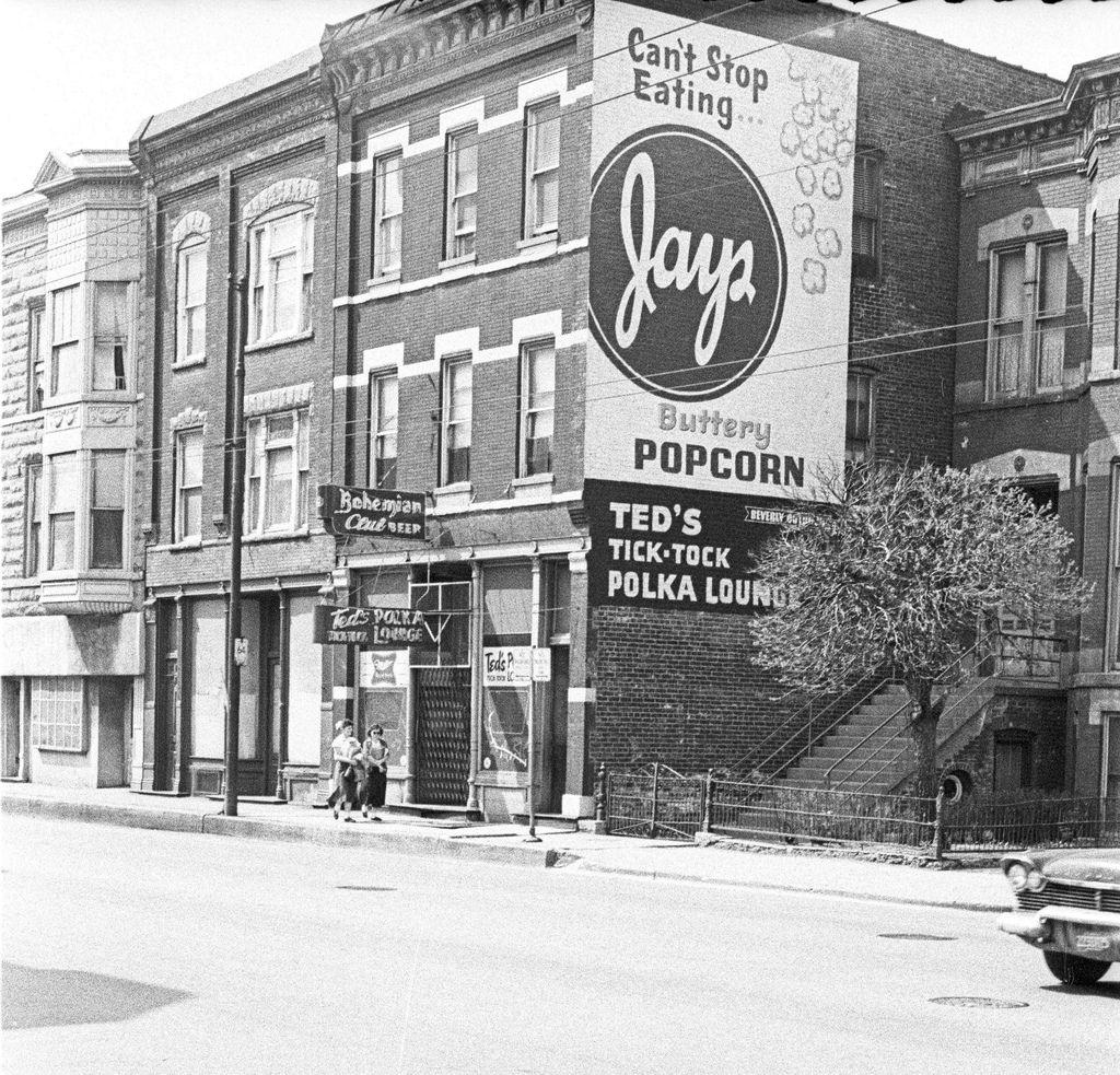 North Leavitt Chicago Ca 1959 Chicago Pictures Chicago City
