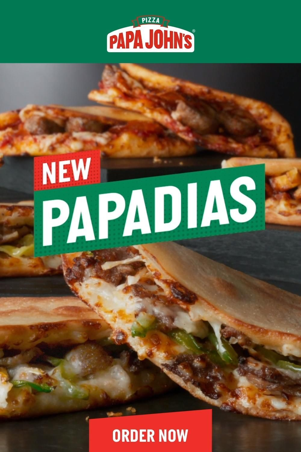 4 NEW Papadia flavors. Try them all, just 6 each. in