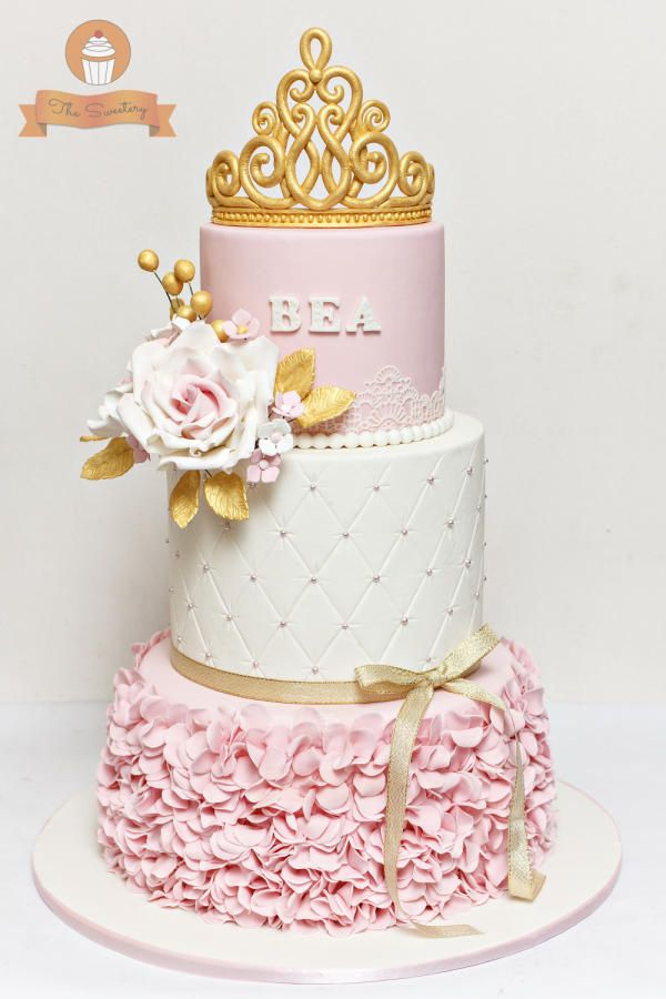 Princess Cake By The Sweetery By Diana Cakes Cake Decorating