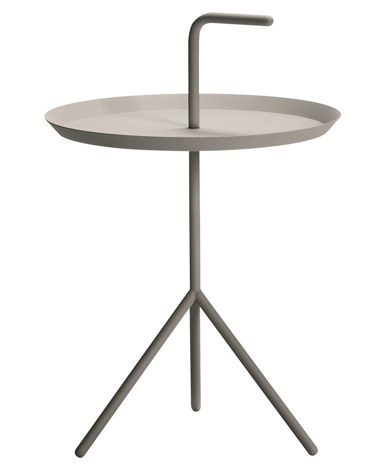 DLM Sidetable By Hay Denmark | Metal Side Table Easy To Carry From One  Place To