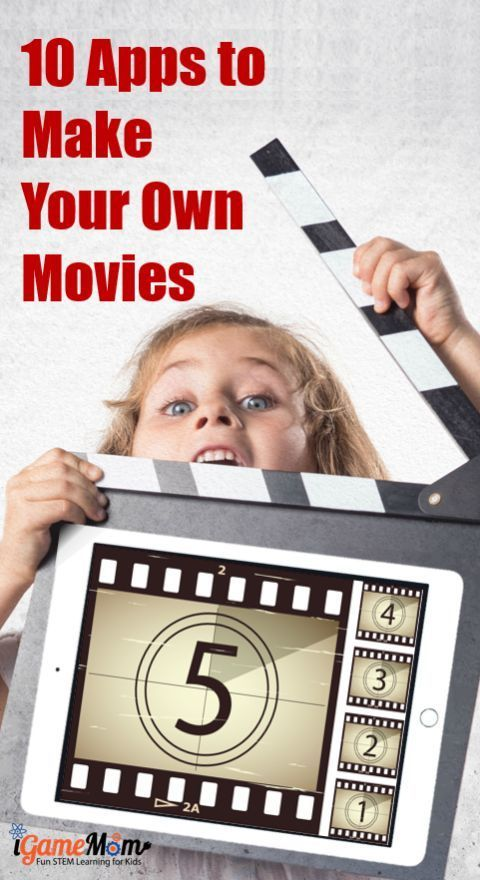 10 Apps to Make Movies Videos for Kids Kids learning
