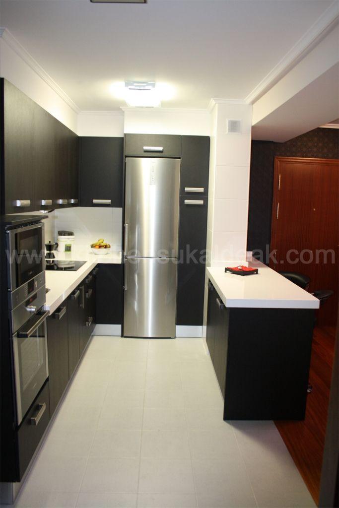 Pin de kitchen sukaldeak en proyecto de ainhoa y aitor - Kitchen sukaldeak ...