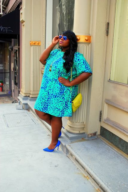Musings of a Curvy Lady: New York, New York Plus Size Women's Fashion #plussize #fashion #curvyfashion