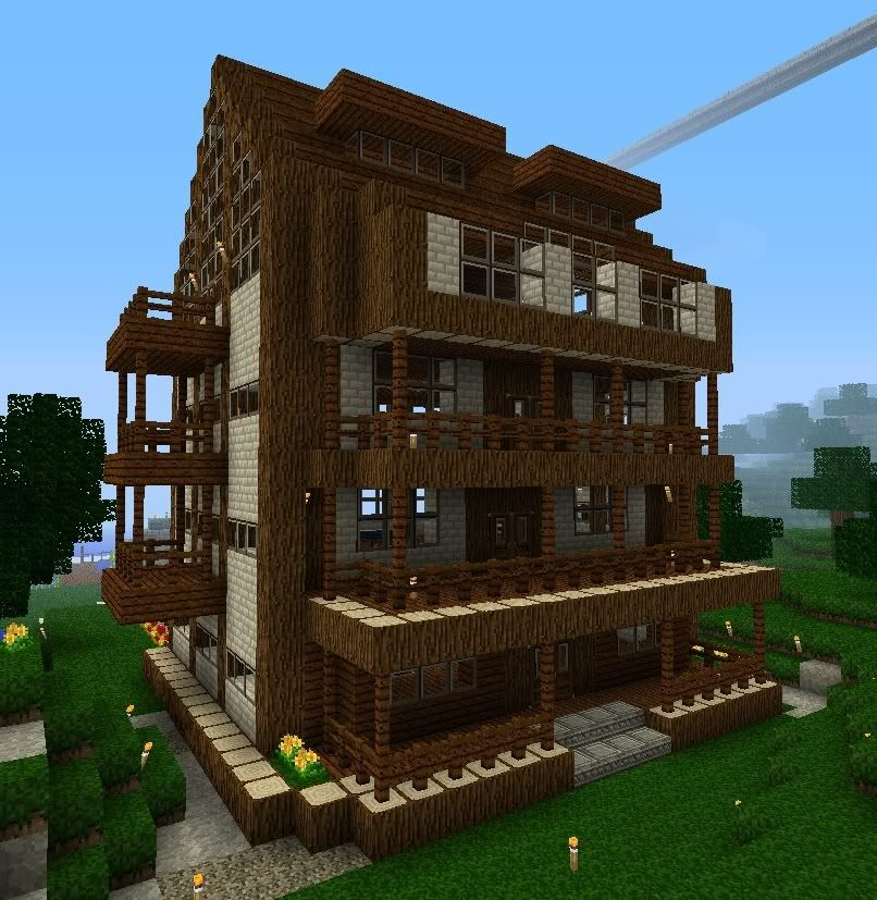 Майнкрафт Красивые Картинки Дома