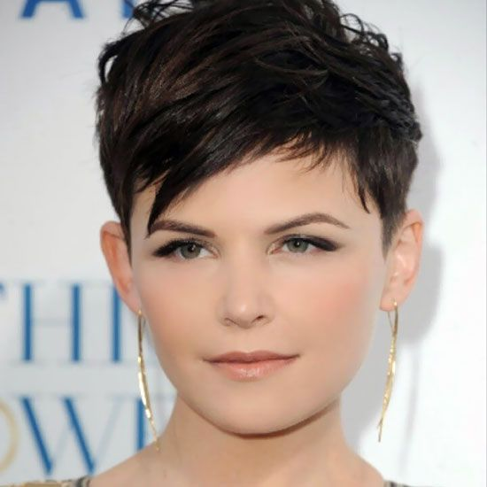Short Hairstyles For Round Faces Young : 25 hairstyles to slim down round faces rounding