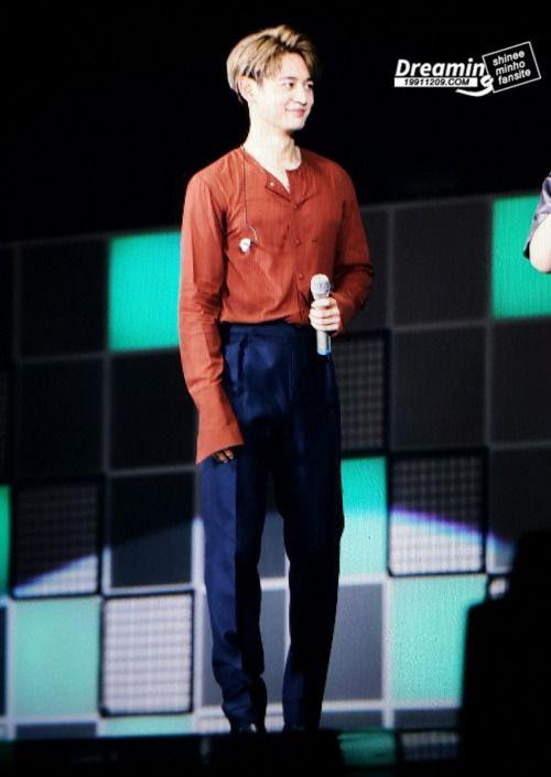 161112 #SHINee #Minho  - 'SHINee World Concert V' in Jakarta