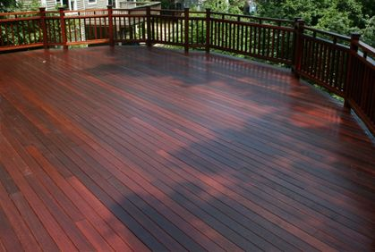 Deck paint color ideas with most popular diy makeovers and for Garden decking varnish