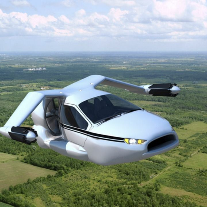 Coming Soon: Your Personal Flying Car | Weird things that