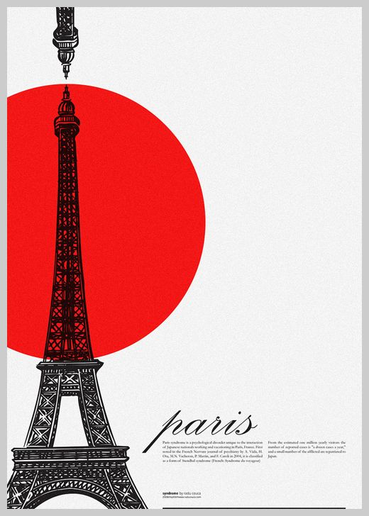 Minimalist Poster Design Examples - Posters illustrating weird ...