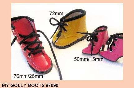 MY GOLLY BOOTS 7090 – All About Dolls Online Store