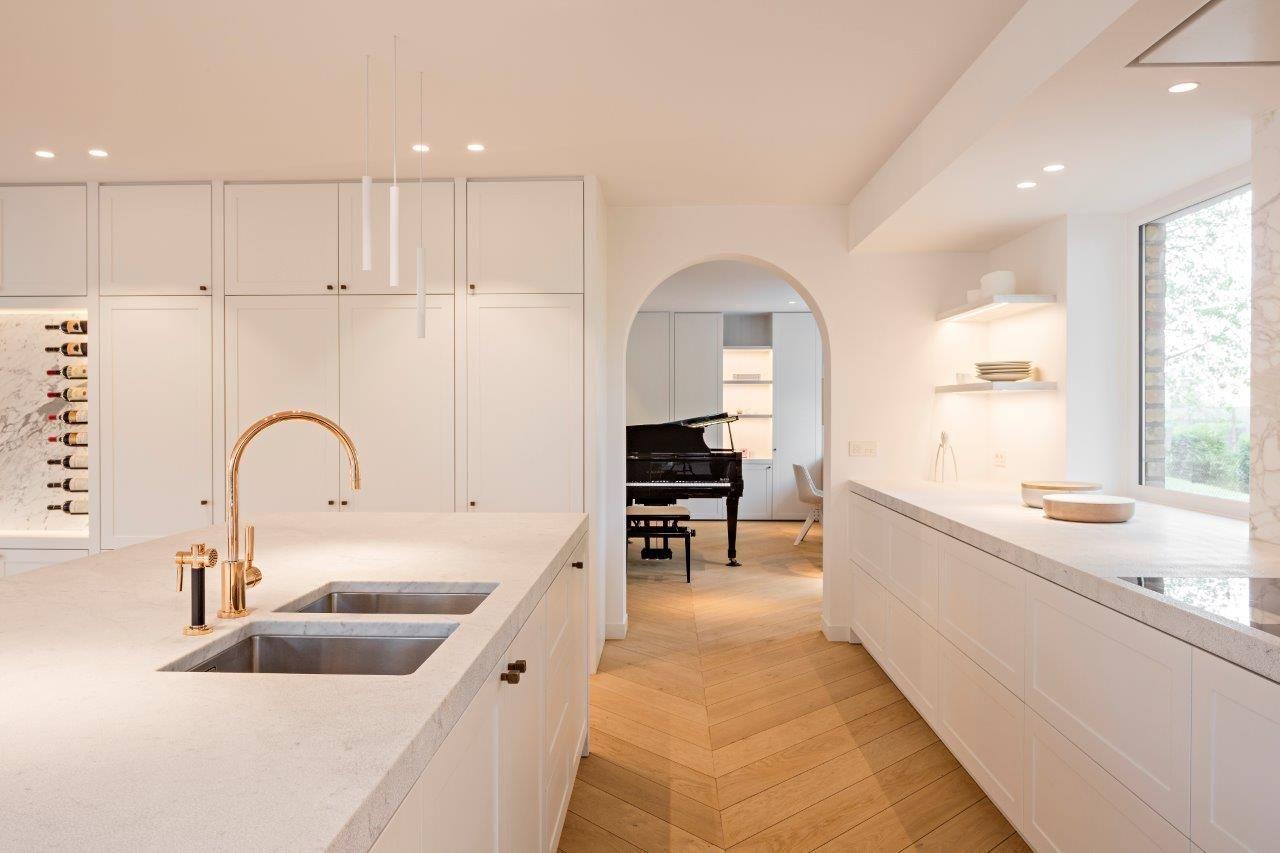 Beltrami natuursteen natural stone keuken kitchen marmer